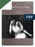 Iconografia de Teresa de la Parra - Velia Bosch