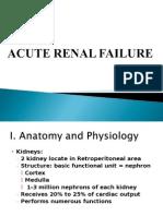 Acuterenalfailure Nursing