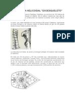 Estructura Helicoidal