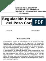Control Hormonal Del Peso Corporal