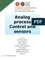 Analog Process Control and Sensors