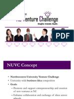 NUVC Brief Presentation to Classes, 2010