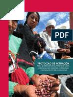 Protocolo de Actuación Indigenas