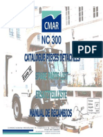 Manual Recambis Cmar Nc300