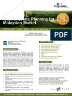 Islamic Wills & Land Dev