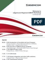 Sagemcom Gsmr Workshop