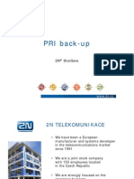 Case Study PRI Back-up 2N StarGate En