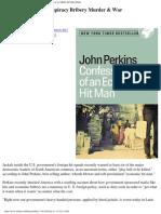 Economic Hitman John Perkins