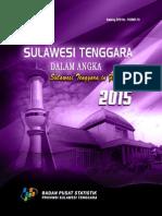 Sulawesi Tenggara Dalam Angka 2015