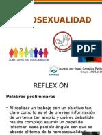 Tarea Isaac Presentacio Homosexualidad