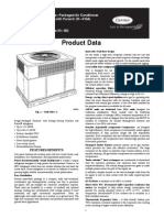 Rooftop Package Unit-48ES-06PD(2 to 5 Tons)