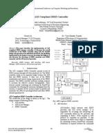 AXI Compliant DDR3 Controller