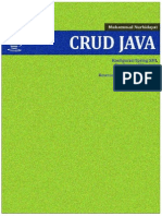 CRUD Java