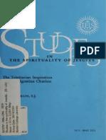 Arrupe the Trinitarian Inspiriation of Ignatian Charism