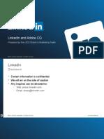 linkedinandadobecq-140227171349-phpapp01