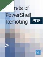Secrets of Powershell Remoting