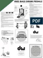 Dw 9000 Pedal Manual
