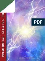 PRIMORDIAL ALLATRA PHYSICS