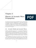 Physics of acoustic wave propagation