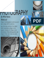 shape photography