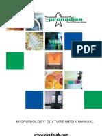 Microbiology Culture Media Manual