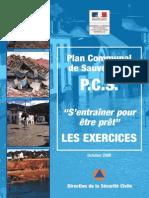 Memento sur les exercices Plan Communal de Sauvegarde.pdf