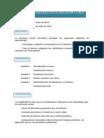 Programacion Didactica Iniciacion a Linux