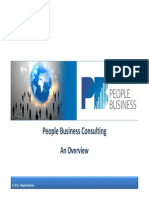 People Business Consulting (Overview)
