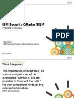 QRadar SIEM Overview