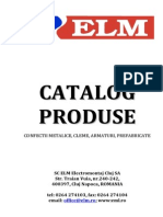 Stalpi 110 KV - Catalog Produse ELM_2013