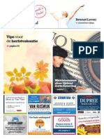 De Krant Van Gouda, 15 Oktober 2015