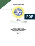 makalah e-business system