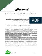 arbomed rapport mission de diagnostic smsa el wafa