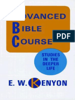 Advanced Bible Course - E.W. Kenyon