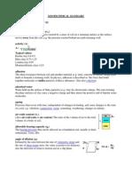 kamus geotechnical