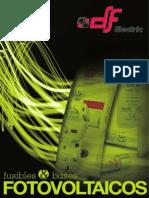 Fusibles y Bases Fotovoltaicos