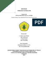 Makalah Sistem Proteksi Generator