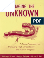 127960862 Managing the UnknownUnknown