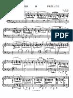 Lyadov - Prelude Op.31 No.2