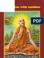 A Dialogue With Muslims - Swami Rama Tirtha  (1873-1906)
