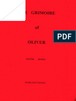 Bowes, Oliver - The Grimoire of Oliver, Part 1