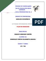 Plan de Negocios Gcea 6ctm