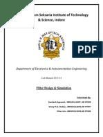 Filter Design & Simulation