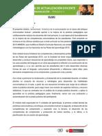 Silabo Comunicación - V Ciclo -Primaria