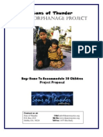 India Orphanage Project