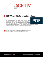 JSF_ViewState_InYourFace