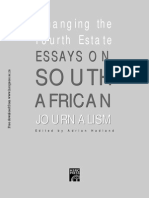Adrian Hadrian - Essays on South African Journalism (2005)