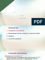 SQL - Cap 5 New