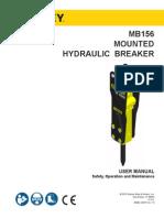 MB156 stanley breaker