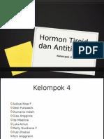 Hormon Tiroid Dan Antitiroid